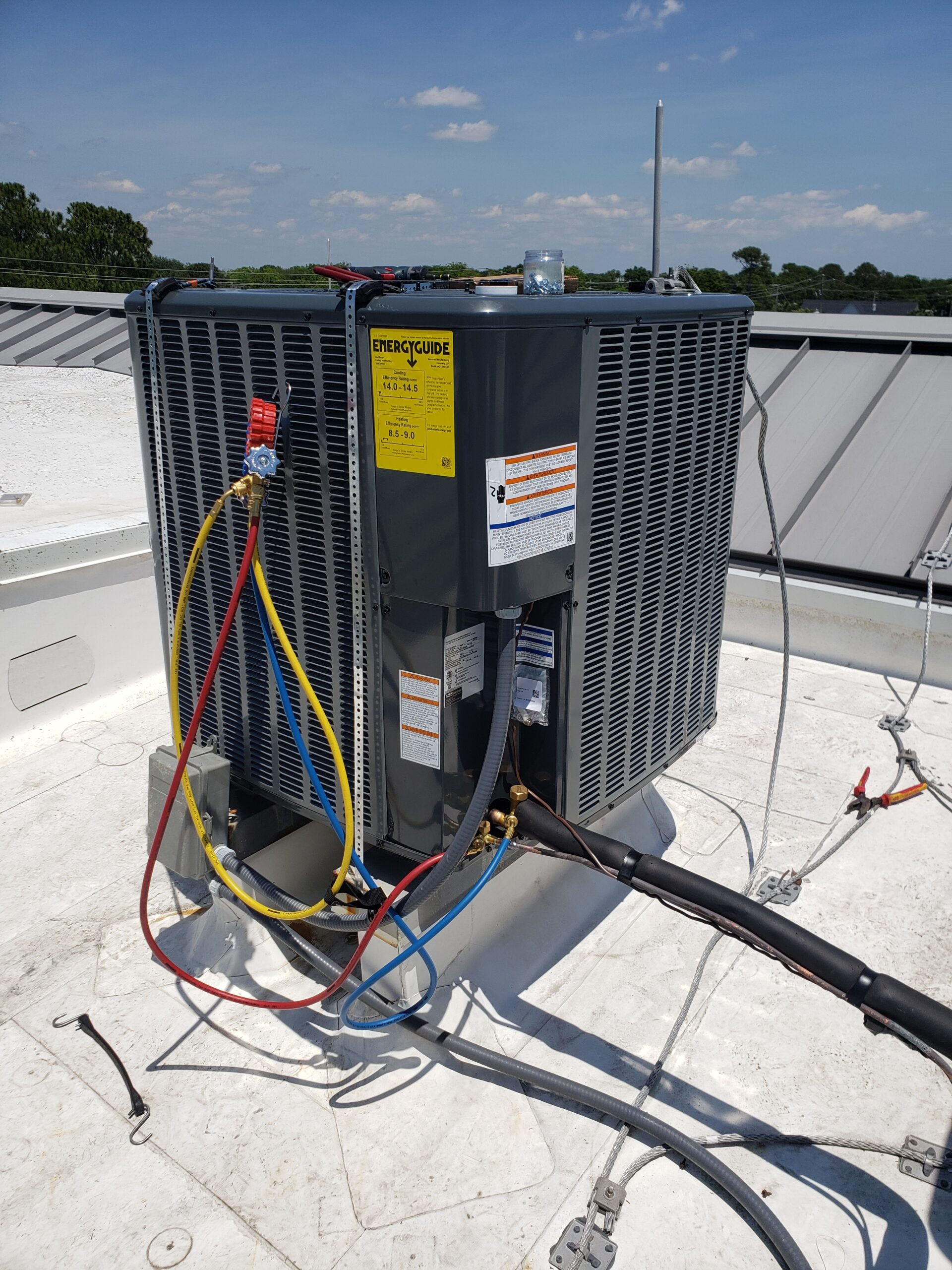 Mitchell Air LLC - Commercial Heat and Air